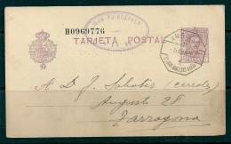 Spain 1925 Zaragoza - 1889-1931 Kingdom: Alphonse XIII