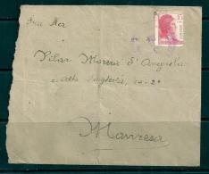 Spain 1938 Manresa - 1889-1931 Kingdom: Alphonse XIII