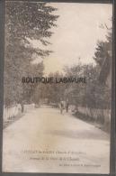 33----TAUSSAT LES BAINS---(Bassin D´Arcachon) Avenue De La Place De La Chapelle---animé - Autres Communes