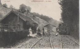 CHAMOUILLEY ( La Gare ) - France