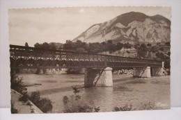 MONETIER -ALLEMONT  - Pont Sur La Durance - Frankreich