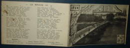 Calendrier 1954du Bulletin De Liaison Du 12eme RI BAYONNE. - Calendriers