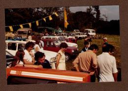 Photo Foire Tube Citroen Renault 4 / 5  Tracteur - Places