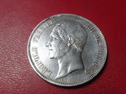 LEOPOLD PREMIER : 5 FRANCS  1852 - 11. 5 Francs