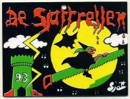 Aalst Karnaval -  De Sjattrellen 93 - Carnaval