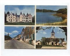 59623 - Saint Maigrin (17) Le Centre Du Bourg   L´Eglise   Le Chateau  Et L´Etang - France