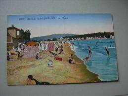Sablettes Les Bains Plage - La Seyne-sur-Mer