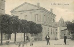 r�f : A-14-0722 :  Is sur Tille  l'asile
