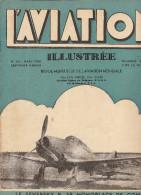 L'AVIATION ILLUSTREE Avion De Seversky Hummel 50 Fokker GIraid Afrique Du Sud  Guidage TSF - Libri, Riviste, Fumetti
