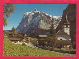 GRINDELWALD,BERNE,SWITZERLAND.U21. - BE Bern
