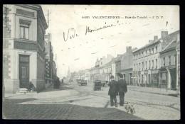 Cpa Du 59 Valenciennes Rue De Condé  No 4480    FEV4 - Valenciennes