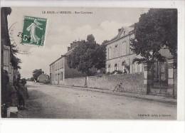 Le Breil Sur Merize : Mairie-Ecole Rue Gambetta / Edition Quéré - Non Classés