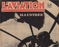 L´AVIATION ILLUSTREE Avion Charles Van Den Born Focke Wulf 200 DTCA Italienne Guerre Ciel D'espagne Canard WGB - Libros, Revistas, Cómics