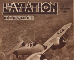 L´AVIATION ILLUSTREE Avion Grumman Skyrocket Front De L'est Vol à Voile Avion Chasse Et Combat Mod Lockheed YP38 - Livres, BD, Revues
