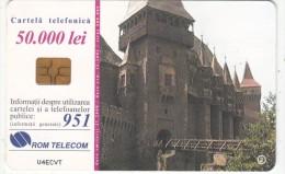 ROMANIA - Castelul Hunedoara, 12/00, Used - Romania