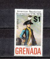 Grenade YT PA 31B *  : Lafayette - 1975 - Unabhängigkeit USA