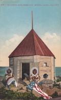 Indiens Amérique Du Nord - Alaska - Russian Block House - Canons - Drapeau - Native Americans