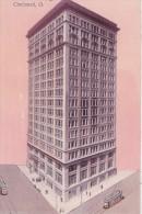 Etats-Unis - Ohio - Cincinnati - Union Trust Building - Cincinnati