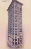 Etats-Unis - Ohio - Cincinnati - Ingalls Building - Cincinnati