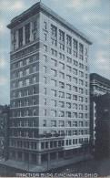 Etats-Unis - Ohio - Cincinnati - Traction Building - Cincinnati