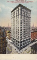 Etats-Unis - Ohio - Cincinnati - The Union Saving Banks Building - Banque - Cincinnati