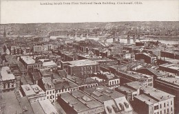 Etats-Unis - Ohio - Cincinnati - Looking South From First National Bank Building - Cincinnati