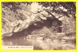 * Grotte De Han - Rochefort (Namur - La Wallonie) * Sortie De La Grotte, Grot, Canal, CPA, Rare, Old, Canal - Rochefort