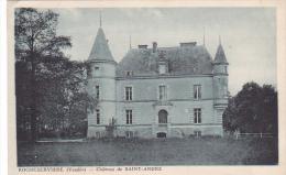 22478 Rocheserviere . Le Chateau De Saint André  Photo Moreau Rocheserviere