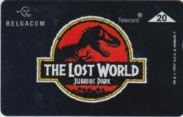 Belgacom Belgium     The Lost World     Jurassic Park - Cinema