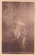 22482 SAINT HILAIRE DE CHALEONS L'EGLISE 1906 Annes La Providence; L'ange Gardien Tableau Hermitais Moncam Louis XV - Vannes