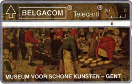 Belgique. Museum Voor Schone Kunsten, Gent. Musée Des Beaux Arts à Gand. Tableau De Bruegheu - Peinture