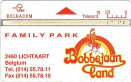 Belgique Vers 1992. Familypark, Bobbenjaanland. Cheval - Chevaux