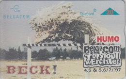 Belgacom  Torhout Werchter 1997   Beck    Humo - Musique