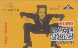 Belgacom  Torhout Werchter 1997   Zap Mama     Humo - Musique
