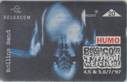 Belgacom  Torhout Werchter 1997   Rollins Band      Humo - Music