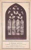 22496 LE CROISTY : église Paroissiale : Vitrail Du XVIe Siècle. Morbihan Artistique -jean Baptiste -sans éd