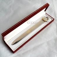 Cartier Must Paper Knife Trinity - Tagliacarte - Never Used - Gioielli & Orologeria