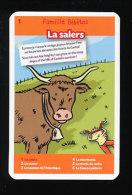 Humour La Vache Salers  // IM 135/9 - Old Paper