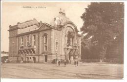 EVREUX - Le Théatre - Evreux