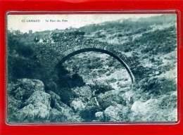 - GRIMAUD  - Le Pont Des Fées - France