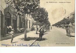 FERRYVILLE --Avenue De France - Algérie