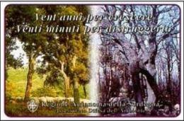 ITALIA: PRIVATA - REGIONE SARDEGNA - Scheda NUOVA (MINT) - Italia