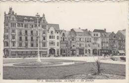 Middelkerke    De Zeedijk                 Scan 6257 - Middelkerke