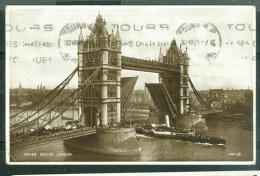 Tower Bridge  , London  - Dap967 - River Thames