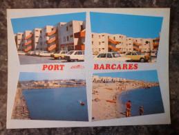 PORT-BACARES (66).MULTIVUES.PORT ST ANGE.MIRAMARS.ESTANYOT.CI RCULE 1981.TBE. - Port Barcares