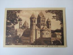 AK 1914 Kirche Der Abtei Maria Laach Ungelaufen / Guter Zustand! Verlag Der Abtei Maria Laach - Kirchen U. Kathedralen
