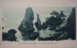56 - BELLE-ILE-EN-MER - Les Aiguilles Du PORT-COTON - Belle Ile En Mer