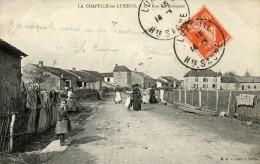 La Chapelle Les Luxeuil - Rue Des Baraques - Autres Communes