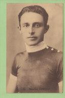 Maurice DEWOLF. 2 Scans. Edition Sportkaarten Frank Nels - Cyclisme
