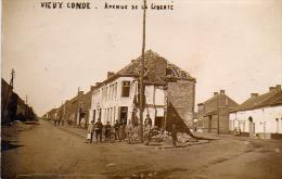 VIEUX CONDE Cpa Photo - France